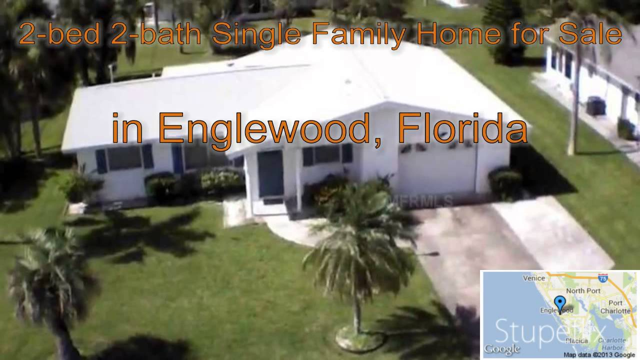 2-bed 2-bath Single Family Home for Sale in Englewood ...