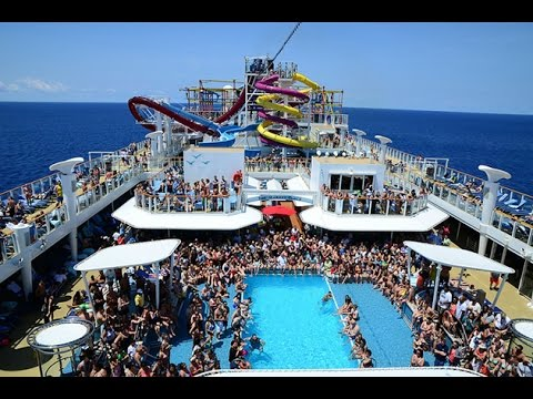 Norwegian Cruise Line Breakaway to Bermuda