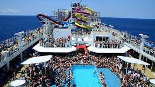 Norwegian Cruise Line Breakaway to Bermuda