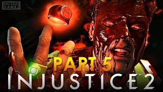 Injustice 2 Let's Play Part 5 - IN BRIGHTEST DAY BABY!! (Green Lantern)