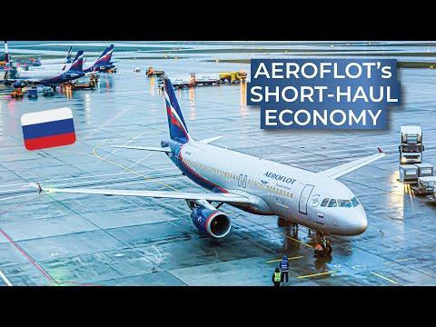 TRIPREPORT | Aeroflot (ECONOMY) | Moscow Sheremetyevo - Vienna | Airbus A320