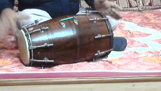 How to play dholak lesson 5 -Bhajani dholak भजन की ढोलक