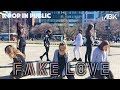 [K-POP IN PUBLIC] BTS (방탄소년단) - Fake Love Dance Cover by ABK Crew from Australia