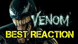 Best Venom Trailer Reaction | KEEP CALM AND GAME ON