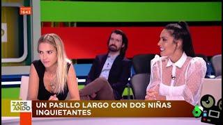 Ana Fernández se enfrenta al reto más terrorífico de Zapeando YouTube Videos