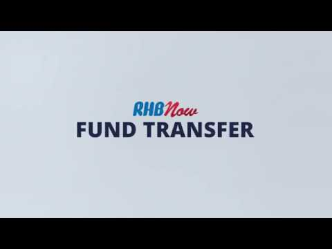 RHB Now Tutorial (2/9): RHB Now Fund Transfer