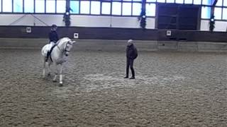 Training with Jean Bemelmans December 2013