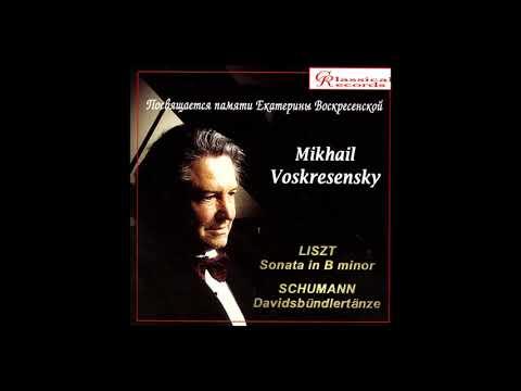Mikhail Voskresensky - Schumann: Davidsbündlertänze, Op.6