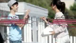 Malibu, CA ! 23\9\2011 Justin Bieber and Selena Gomez