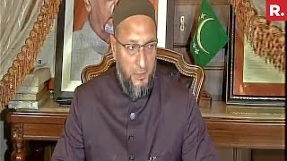Asaduddin owaisi on triple talaq | live news conference