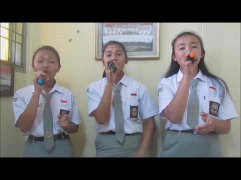 Rap Sai Nimmu Tu Au | Cover Trio Cantik |SMA Medan