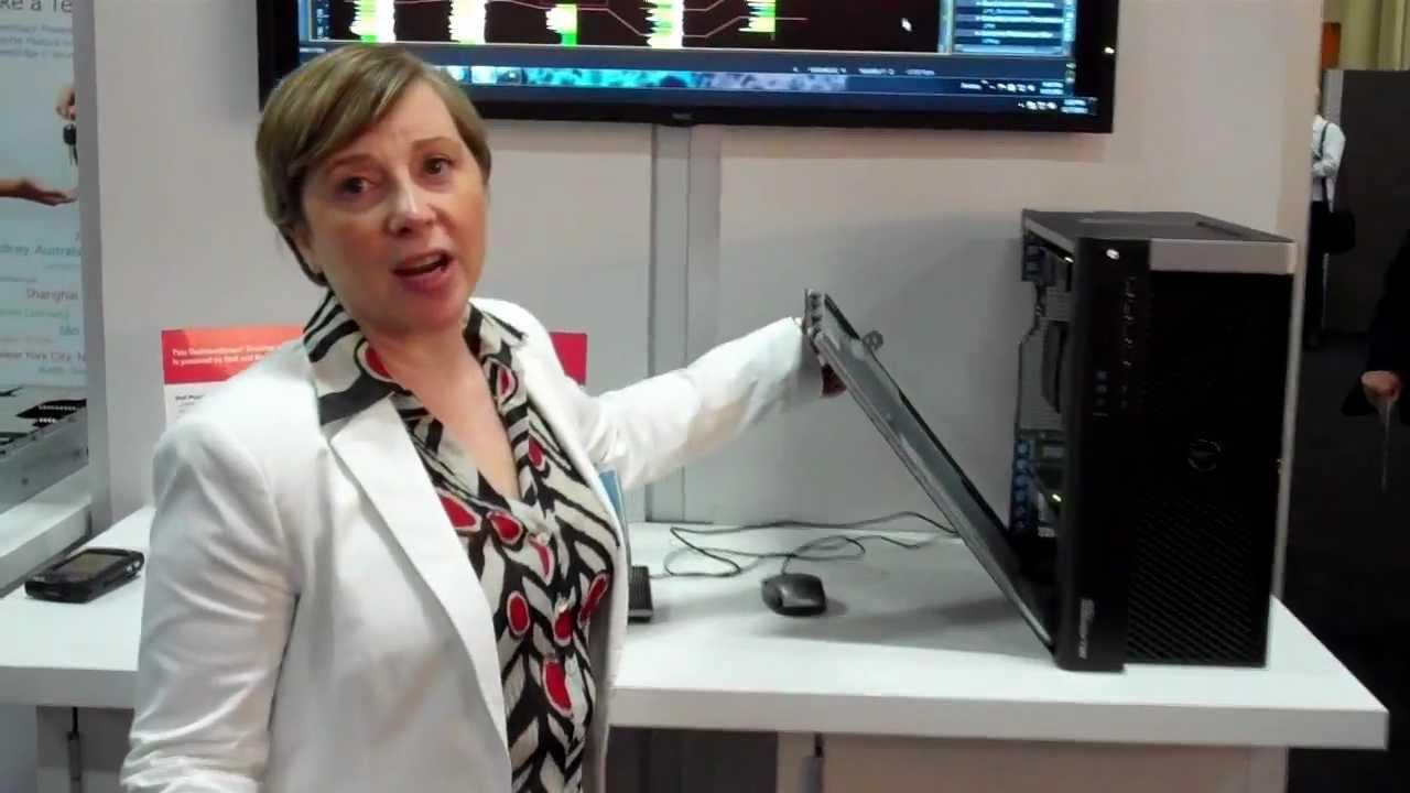 T7600 Precision Workstation Walkthrough Youtube