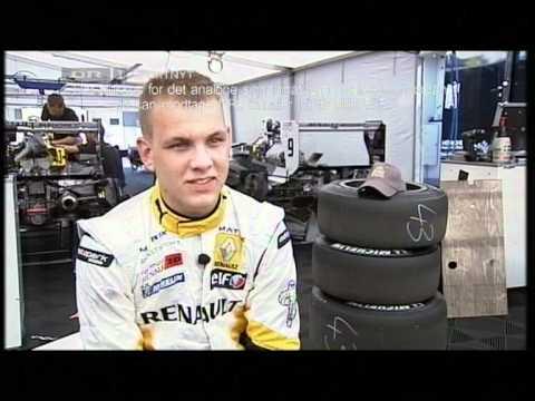 Marco L. Sorensen, 2009  Danish TV follow Marco in FR 2.0 race in Spain Motorland