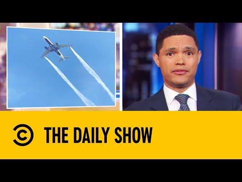 Plane Dumps Fuel