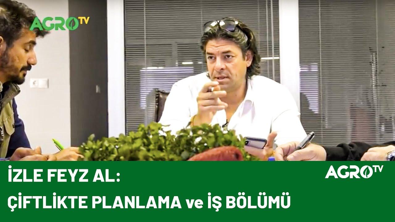 Feyz Çiftliğinde İş Planı ve Yönetimi / AGRO TV