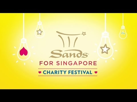 Sands for Singapore Charity Festival 2015