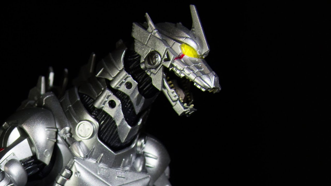 S.H.MonsterArts: The Articulation Series - MFS-3 Type 3 ...Kiryu Mechagodzilla
