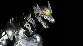 S.H.MonsterArts: The Articulation Series - MFS-3 Type 3 Kiryu Mechagodzilla