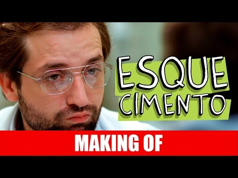Making Of – Esquecimento