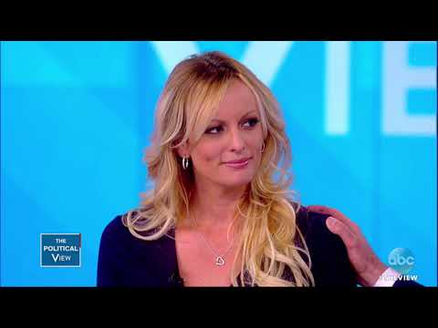 Stormy Daniels announces new book 'Full Disclosure' | The View