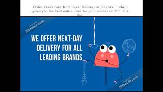 Cake-Delivery.in at Dehradun online fastest in Cake delivery s…
