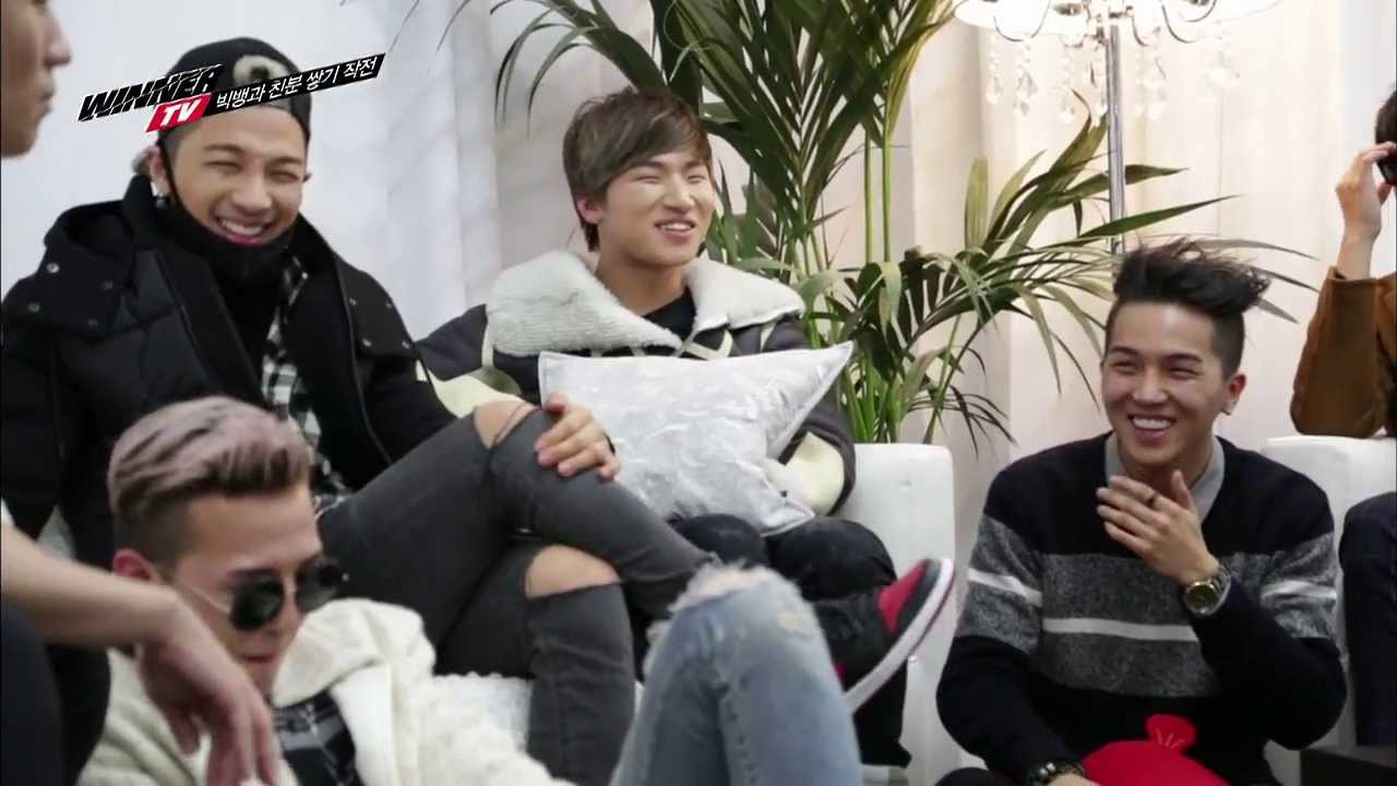 [WINNER TV] episode 6. 빅뱅&위너