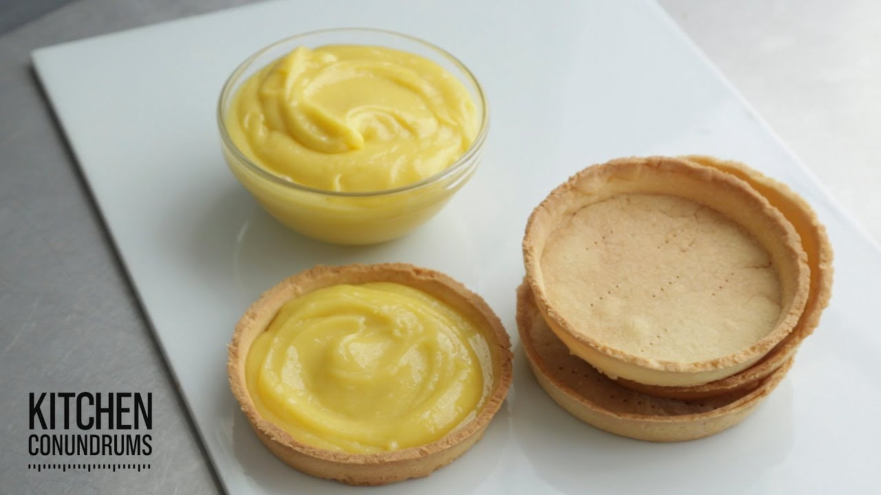 Kitchen Conundrums Lemon Curd Recipe