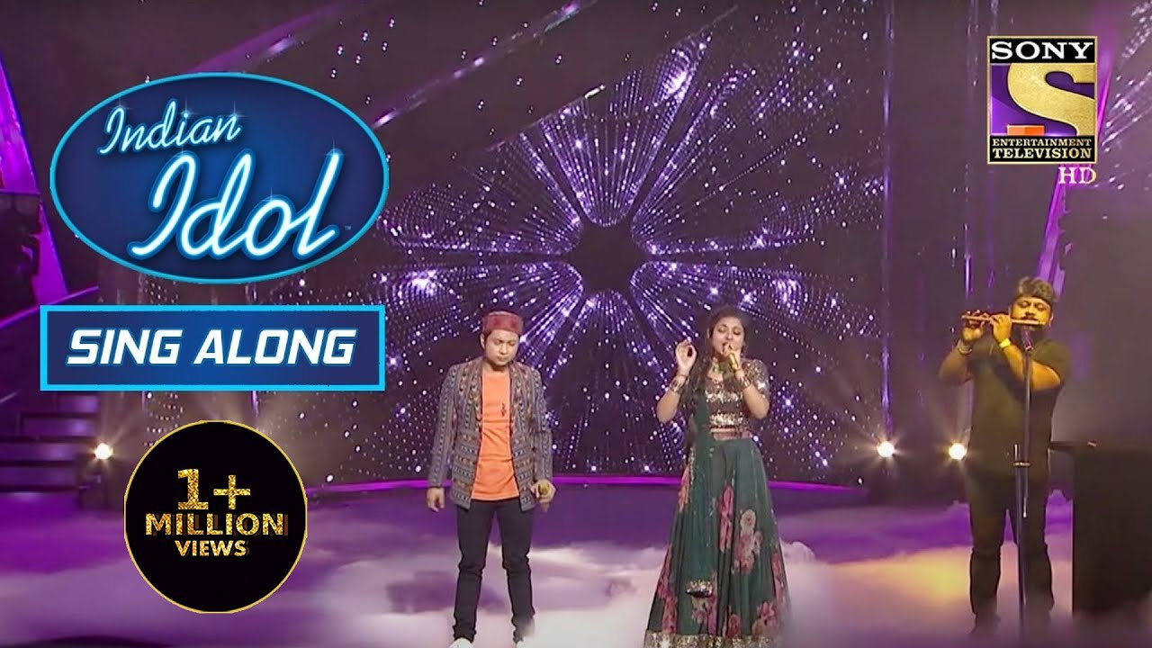 Download Pawandeep और Arunita का Performance लगा सबको Soothing!   Indian Idol   Sing Along