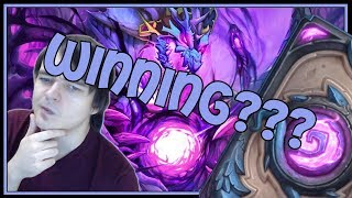 How does this deck even win?? | Resurrect priest | The Witchwood | Hearthstone