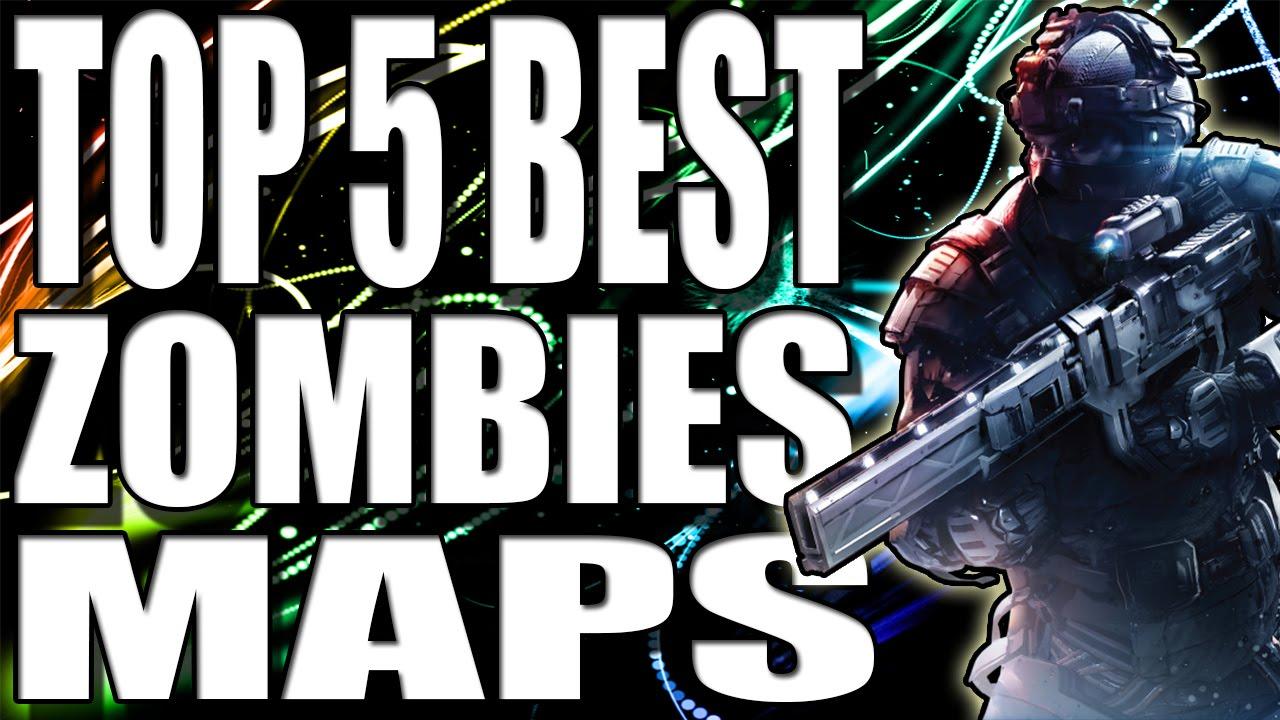 Top 5 Best Zombie Maps in \