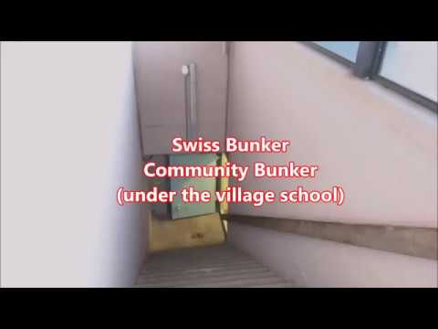 About Switzerland - Bunkers