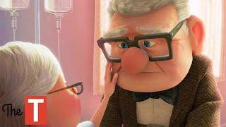 10 Disney Pixar Movies GUARANTEED To Make You Cry