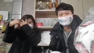폴카닷 동구동락 판암풋살장  대전 동구를 지키는 사람들…