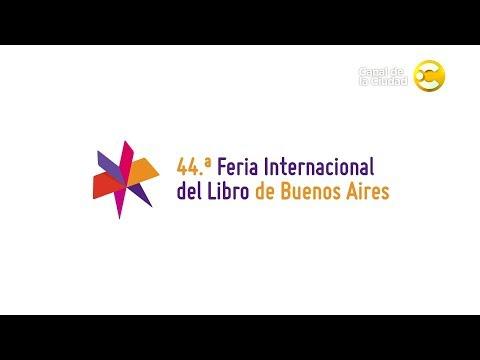 """<h3 class=""""list-group-item-title"""">Eugenia Zicavo entrevista a Alejandro Lagazeta, editor de """"Criatura (R.O.U.)"""" - Feria del libro 2018</h3>"""