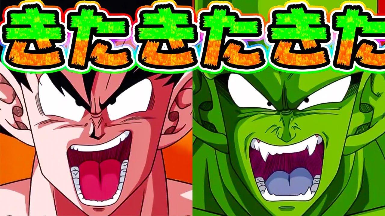 【ドッカンバトル】LR悟空&ピッコロきたー!!しかし地球最強コンビに相方がいない問題【Dragon Ball Z Dokkan Battle】