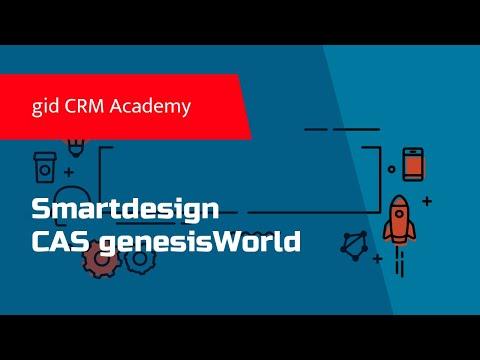 CRM / xRM CAS genesisWorld - Smartdesign