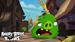 "Angry Birds Toons 2 Ep. 11 Sneak Peek - ""Dogzilla"""