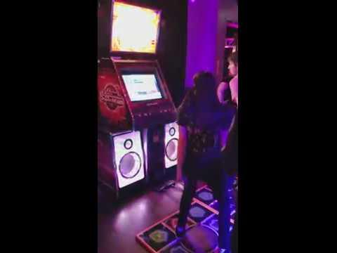 Dance Dance Revolution SuperNova DDR Arcade Game Rental