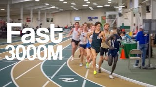 My 3000m Race at the JDL Fast Track   Consistent Race + Vlog Takeover   Day 2
