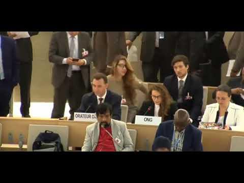 36th Session Human Rights Council - General Debate Item 4 (French) - Ms. Alessandra Zanzi