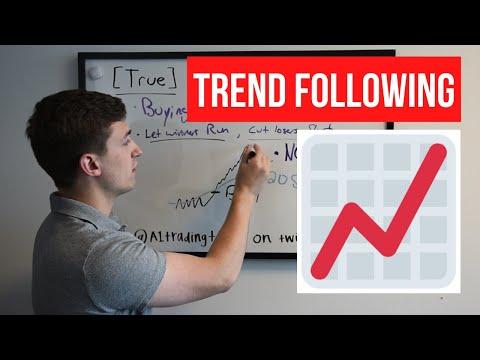 *True* Trend Following: Powerful Trend Following Forex Strategy! 📈