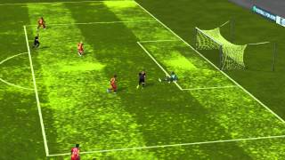 FIFA 14 iPhone/iPad - KASTAMONUSPOR vs. Galatasaray SK