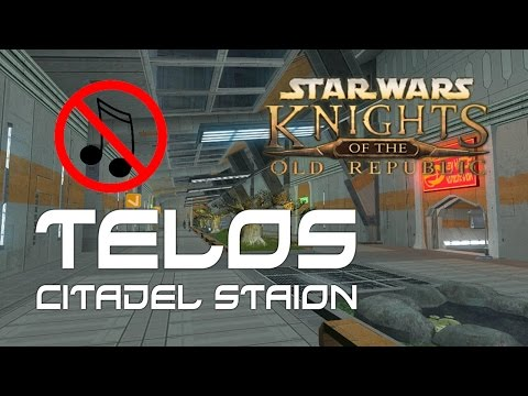 Knights of the Old Republic II: Telos Citadel Station NO MUSIC