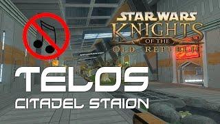 Knights of the Old Republic II: Telos Citadel Station NO MUSIC