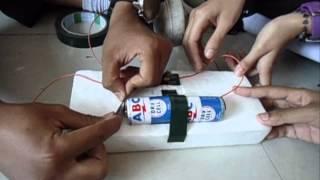 Pembuatan Alat Uji Elektrolit sederhana SMA WARGA SURAKARTA