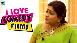 I love Comedy Films! | Open Talk with Kushboo | Bosskey TV | A Tube | Tamil Celebrity Interview
