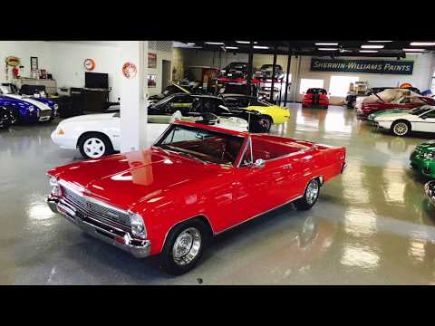 1966 Chevrolet Nova II SS Custom For Sale