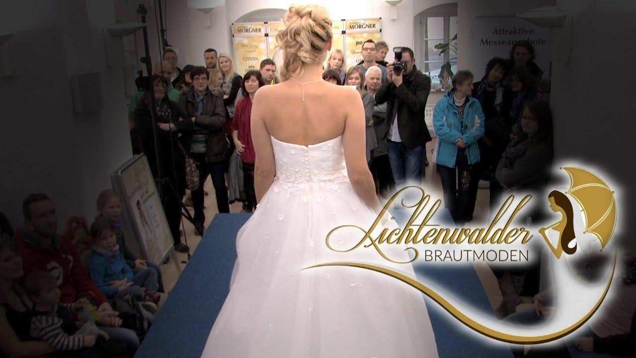 Modenschau Lichtenwalder Brautmoden Youtube