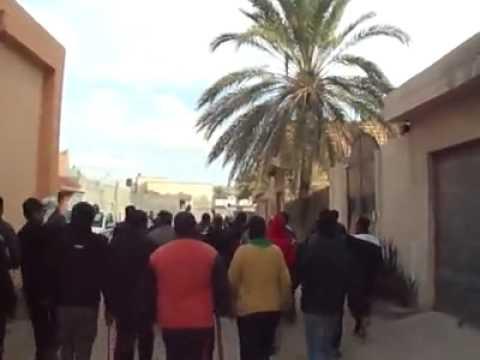 Gaddafi Crimes in Tajoura Libya Feb 2011 جرائم القذافي في تاجوراء ليبيا