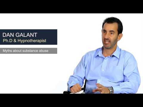Myths about substance abuse
